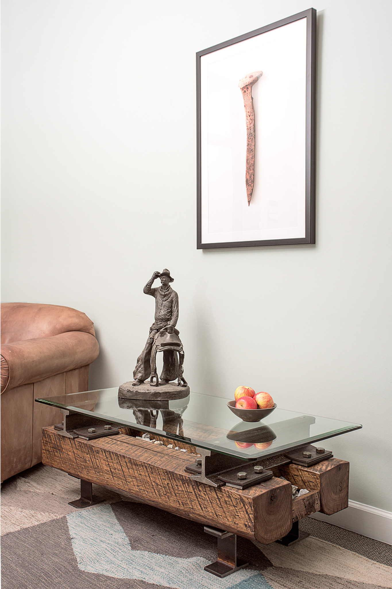 express line trackside coffee table