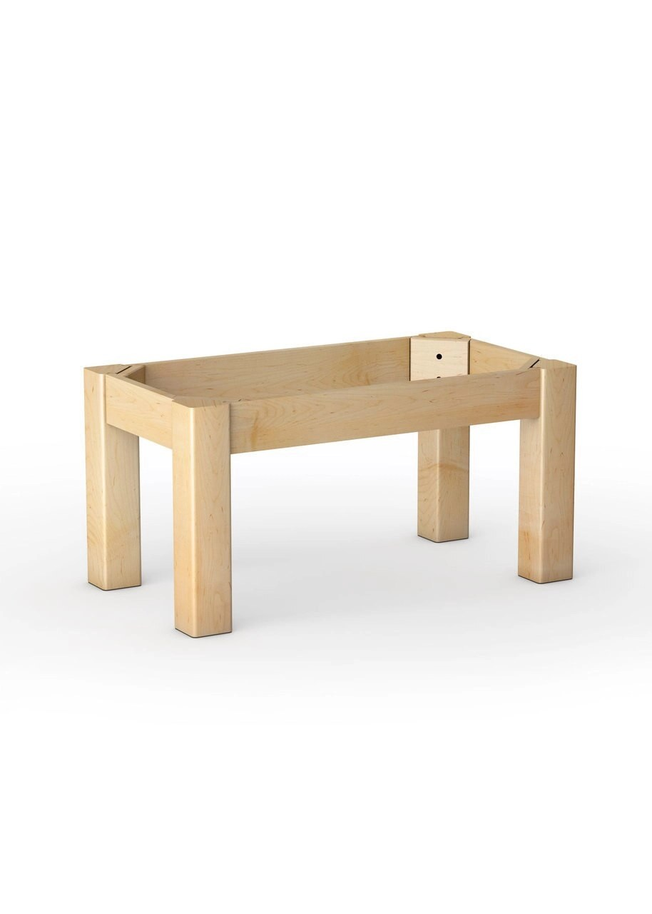 Foursquare Coffee Table Base 18 Extra Large Leg Tablelegs Com