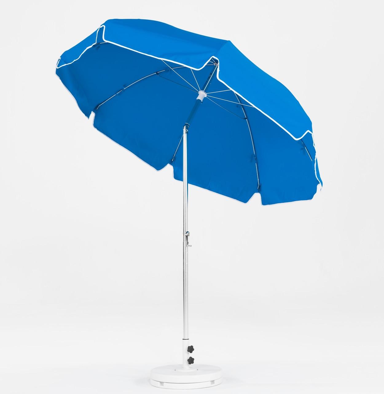 resort contract commercial steel patio umbrella with crank 7 5 octagon