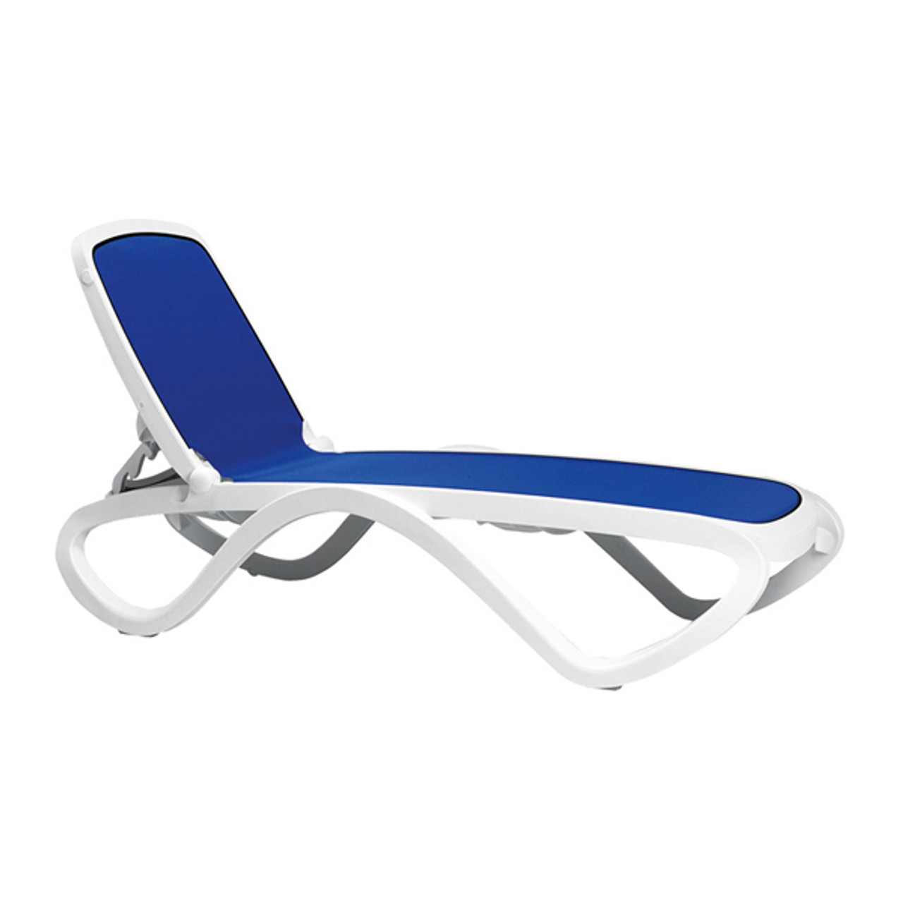 nardi omega resin chaise sun lounger