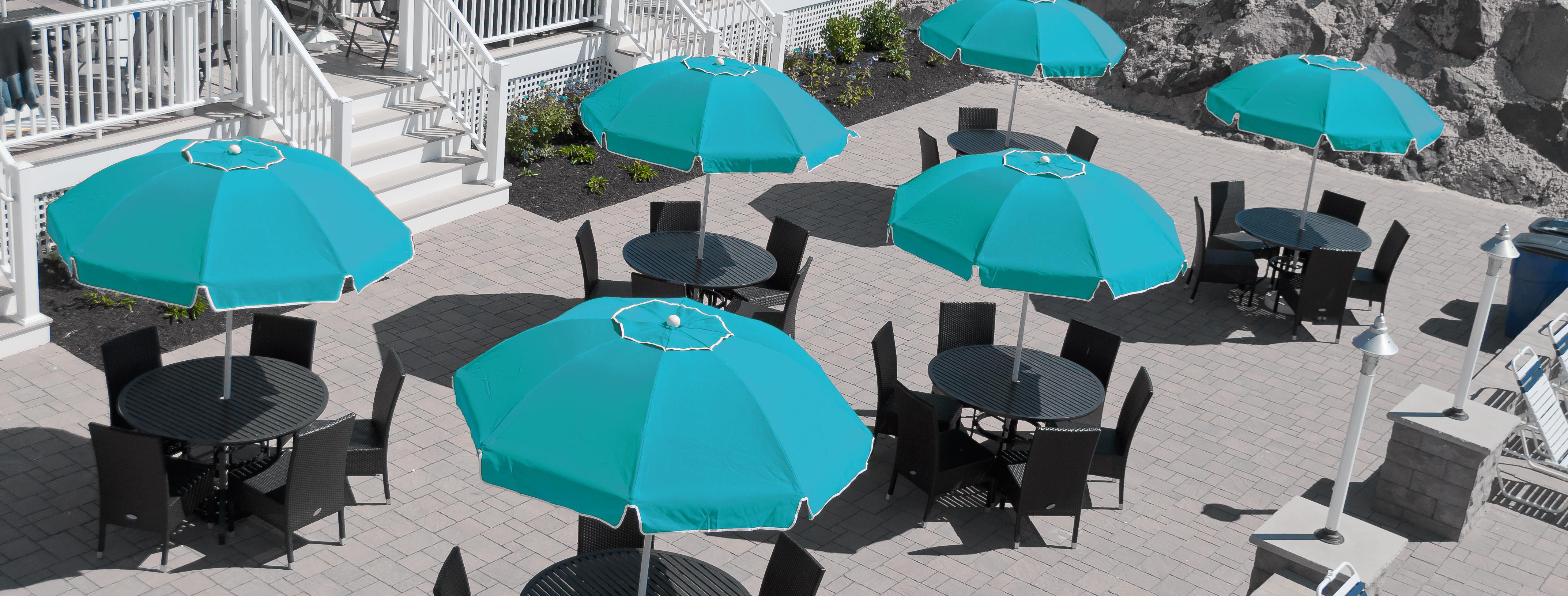 commercial grade patio umbrellas
