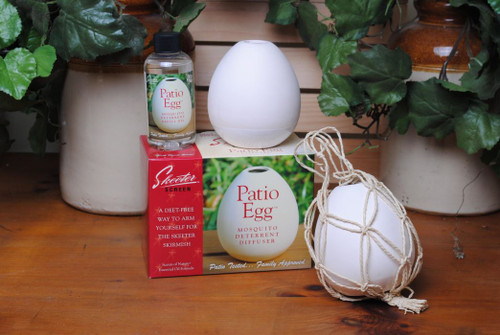 skeeter screen patio egg diffuser