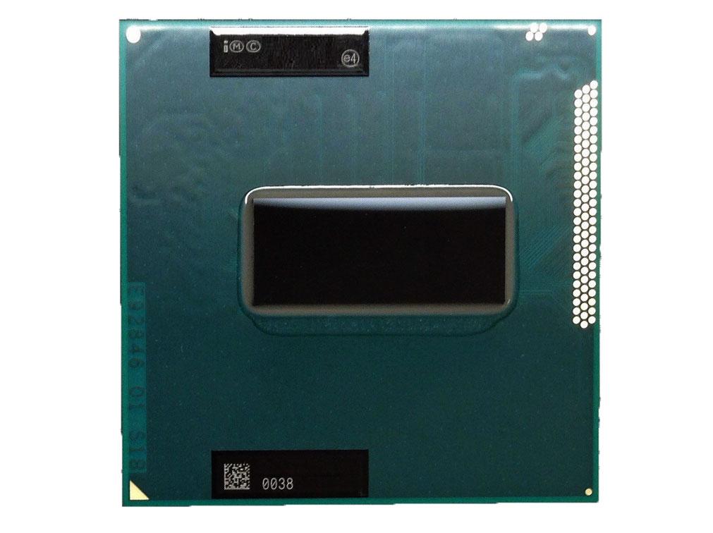 Intel i7-3612QM - 2.10Ghz 5GT/s PGA988 6MB Intel Core i7-3612QM Quad Core CPU Processor - CPU Medics