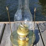 Brass Hurricane Ship S Oil Pod Assembly