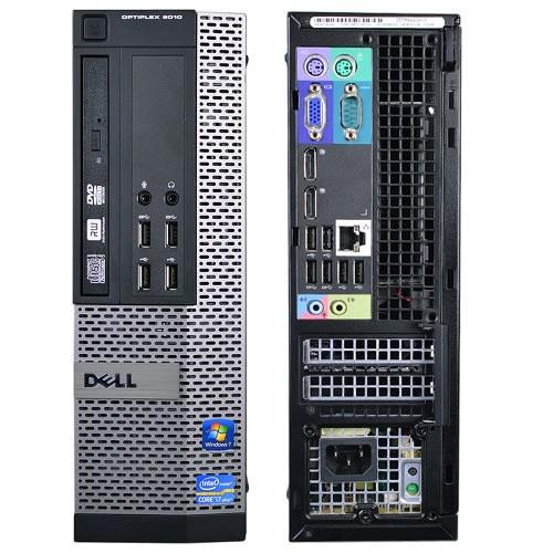 Dell OptiPlex 9010 SFF i5 Computer Windows 7 Pro
