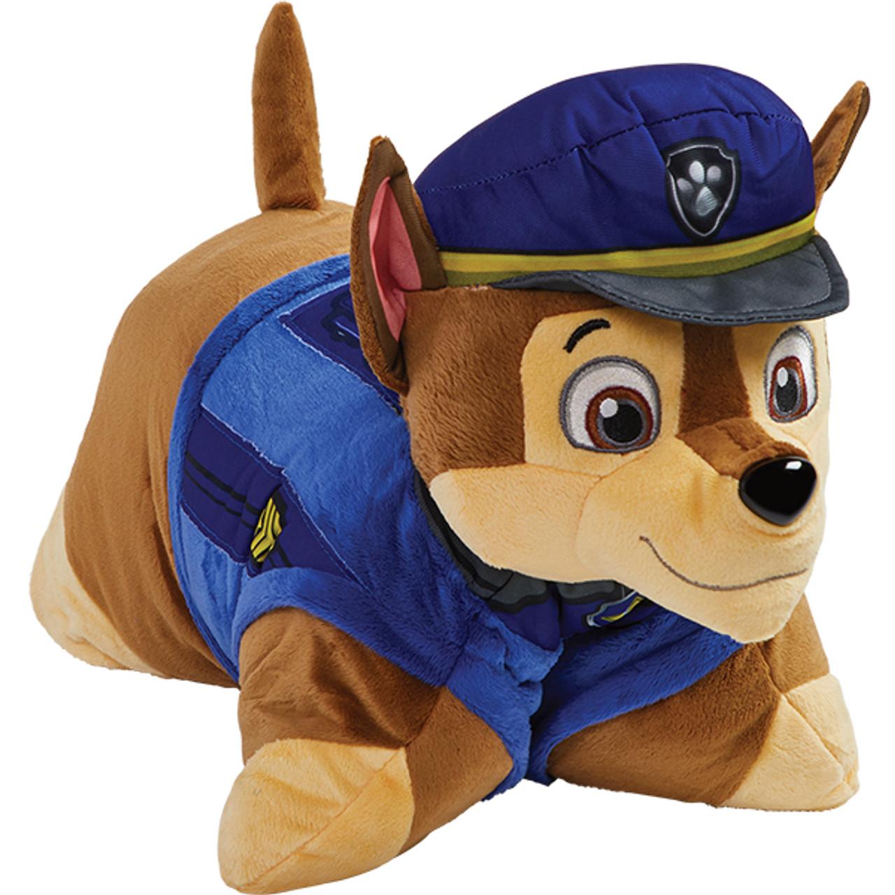 nickelodeon paw patrol chase pillow pet