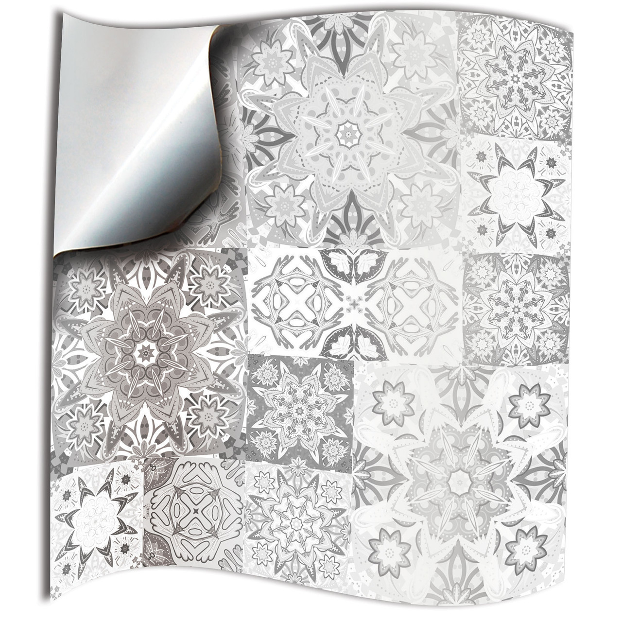 15cm square wall tile stickers
