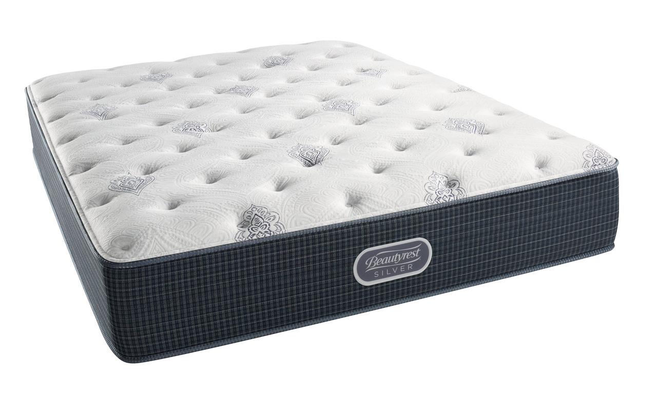 simmons beautyrest silver henderson cove plush mattress