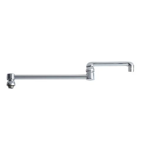 https www prodryers com chicago faucets dj18jkabcp swing spout 18