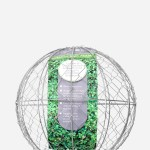 Topiary Frame Sphere Garden Topiary Shop Now At Gubba