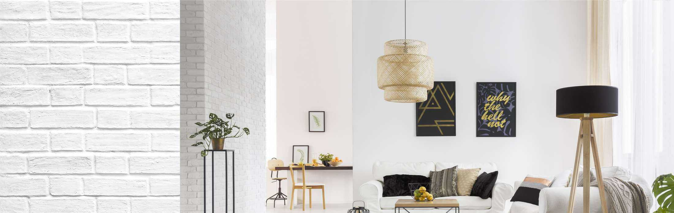 modern home lighting and decor