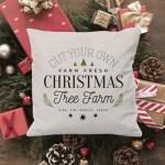 Christmas Tree Farm Decor