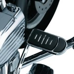 Kuryakyn Premium Extended Brake Pedal Pad For 1980 2020 Harley Davidson Motorcycles Team Motorcycle