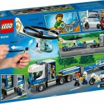 Lego City Police Helicopter Transport 60244 Toy Hunters