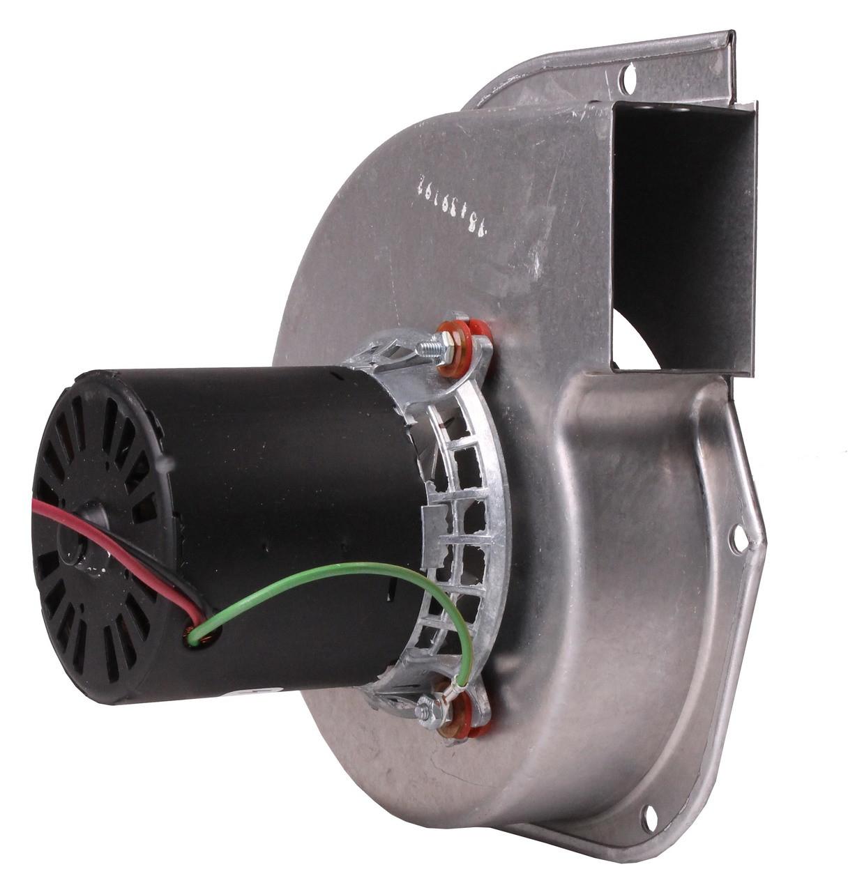 fasco a150 trane furnace draft inducer blower x38080029010 208 230 volts