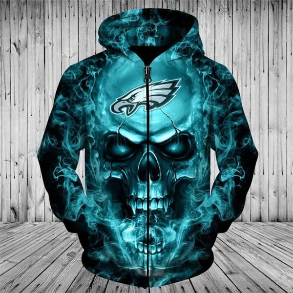 philadelphia eagles hoodie # 60