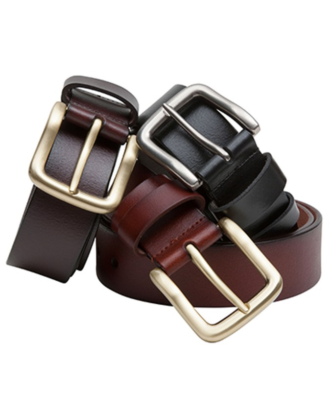 hoggs of fife leather belt fathers day gift idea