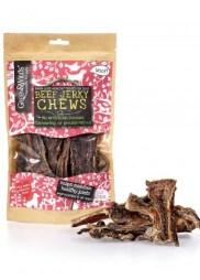 natural beef dog chews