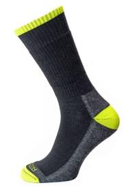 Merino wool hiking sock