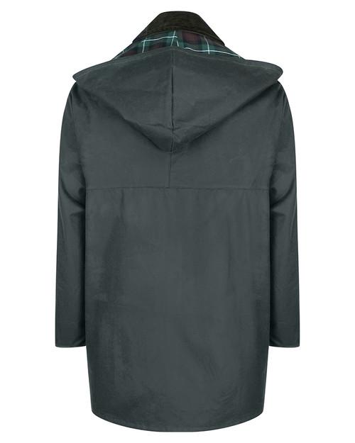 Hoggs of Fife Woodsman Men's Wax Jacket Reverse