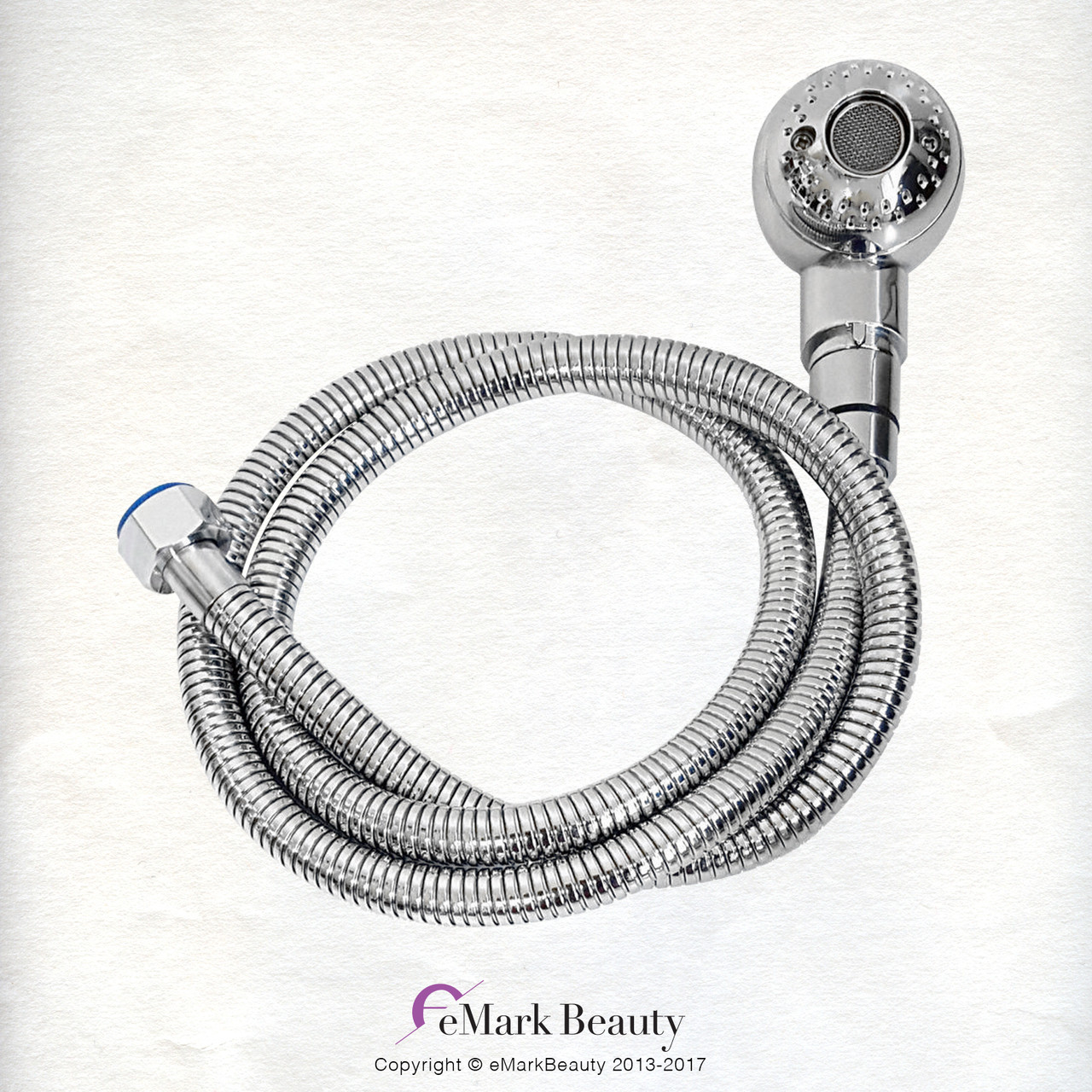 plumbing parts kit diverter spray hose chrome faucet for use with shampoo bowls with small gel neck rest tlc 1164dhg