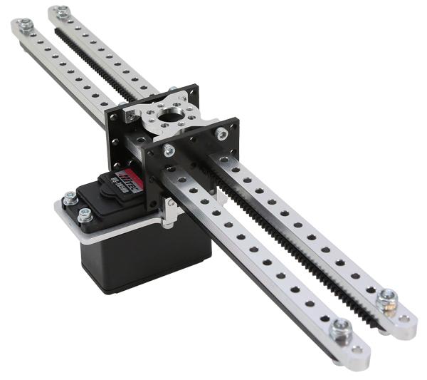 785 gear rack kit dual perpendicular