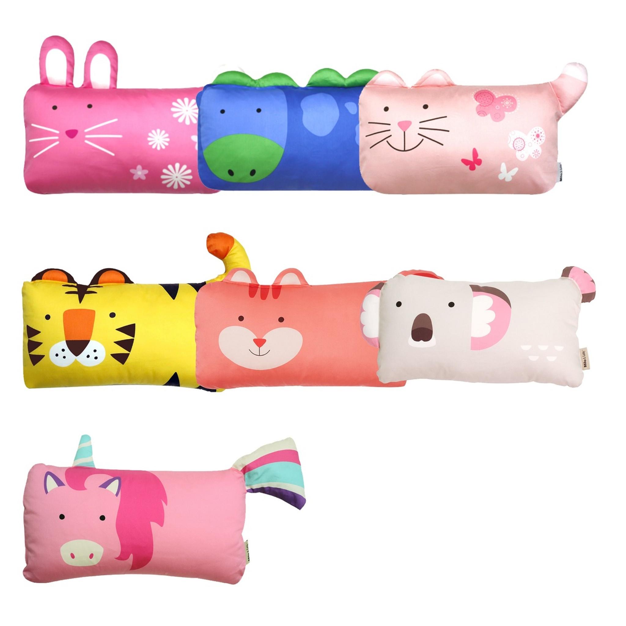 milo gabby toddler pillowcase