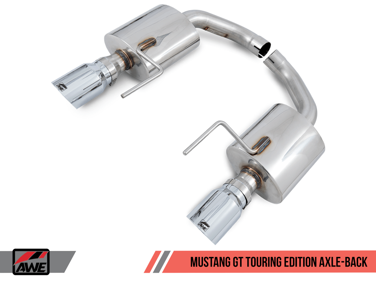 awe tuning touring edition axle back