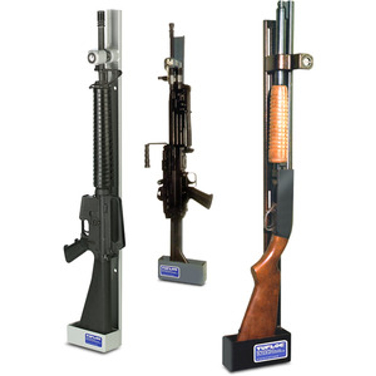 equipment wall mount rifle brackets