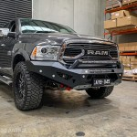 Predator Bull Bar Ram 1500 Ds 2017 To Current Fb R15 Ds 17 Pr Asm0