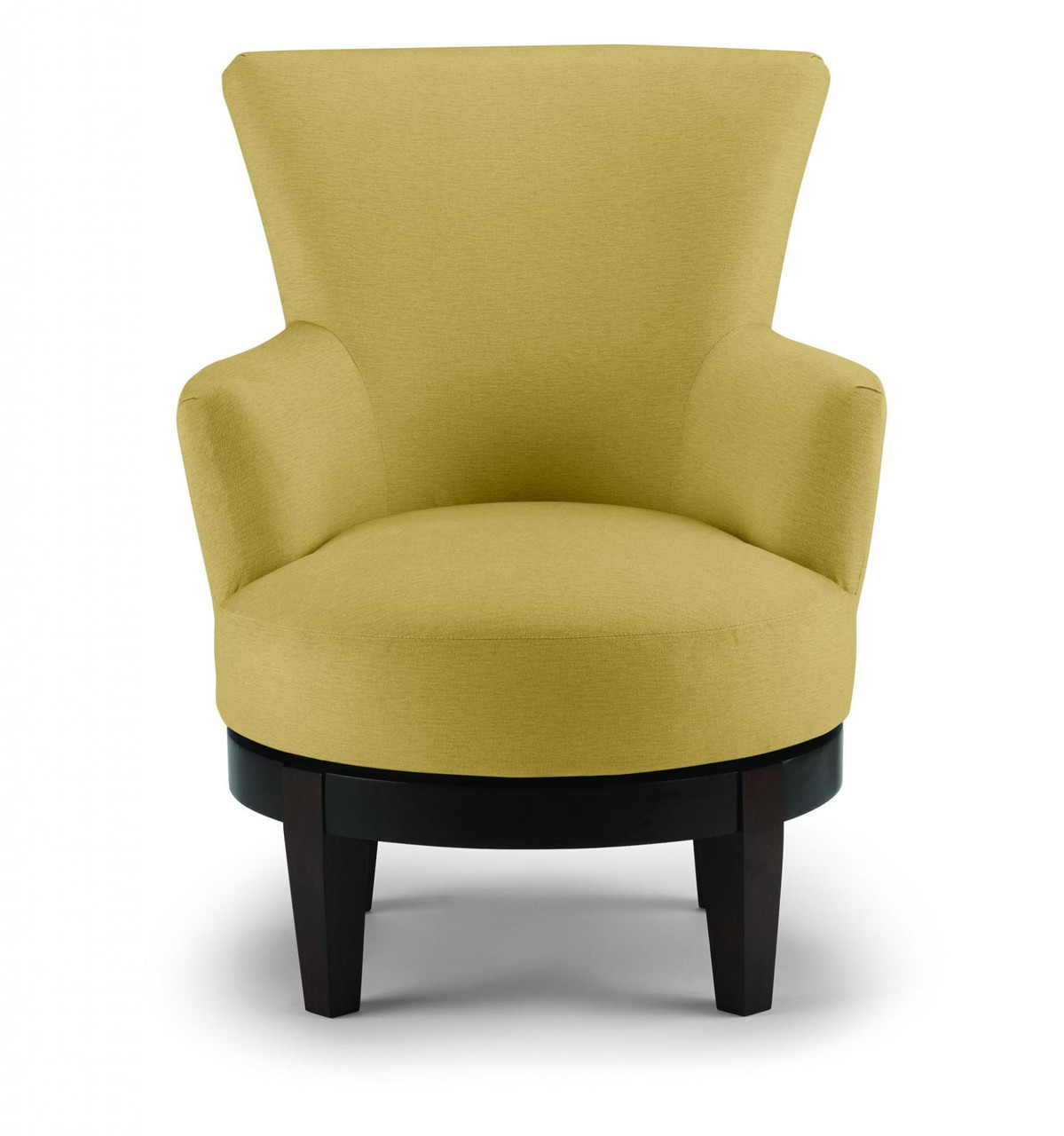 The Justine Swivel Accent Chair Available At Orange Park Furniture Serving Orange Park Fl And Surrounding Areas