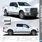 F 150 Breakup Rocker Ford F150 Body Stripes F150 Decals F150 Vinyl Graphics