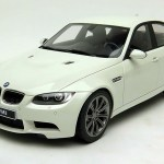 1 18 Gt Spirit Gtspirit Bmw E90 M3 White Resin Car Model Livecarmodel Com