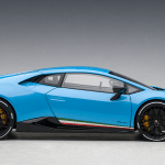 1 18 Autoart Lamborghini Huracan Performante Blu Cepheus Pearl Blue Diecast Car Model 79153 Livecarmodel Com
