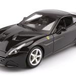 1 18 Bburago Ferrari California T Hardtop Black Diecast Car Model Livecarmodel Com