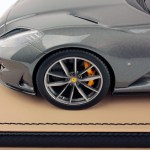 1 18 Mr Ferrari 812 Gts Grigio Silverstone Grey Resin Car Model Limited Livecarmodel Com