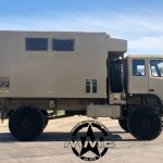 1998 Bae M1079 2 1 2 Ton Lmtv 4x4 Camper Truck Midwest Military Equipment