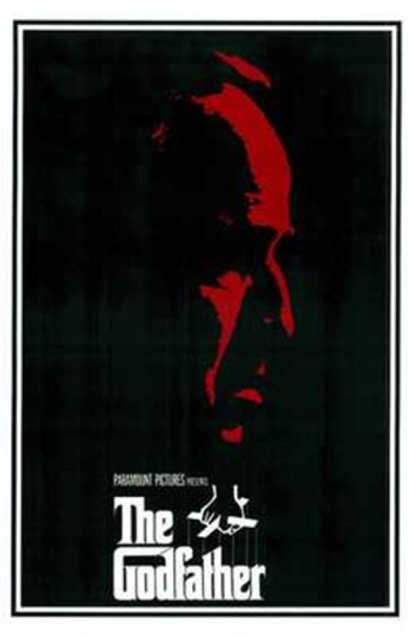 the godfather movie poster 11 x 17 item mov155125