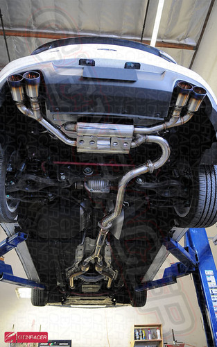 mxp cat back exhaust system for 3 8 v6 2010 genesis coupe