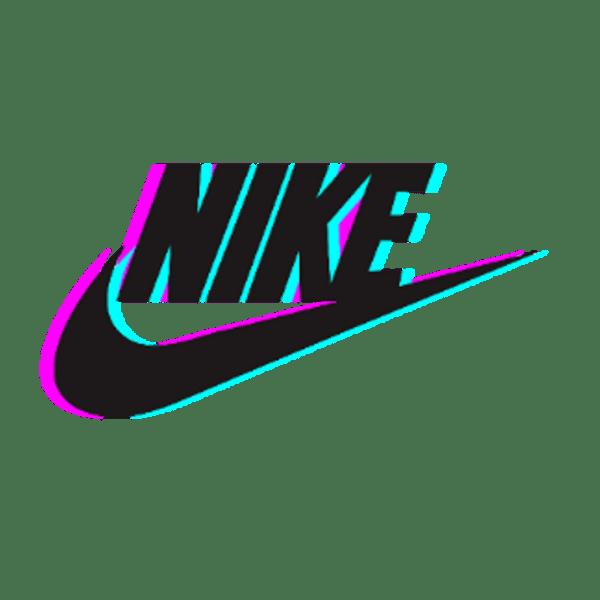 freetoedit nike glitch tumblr - Sticker by 7K