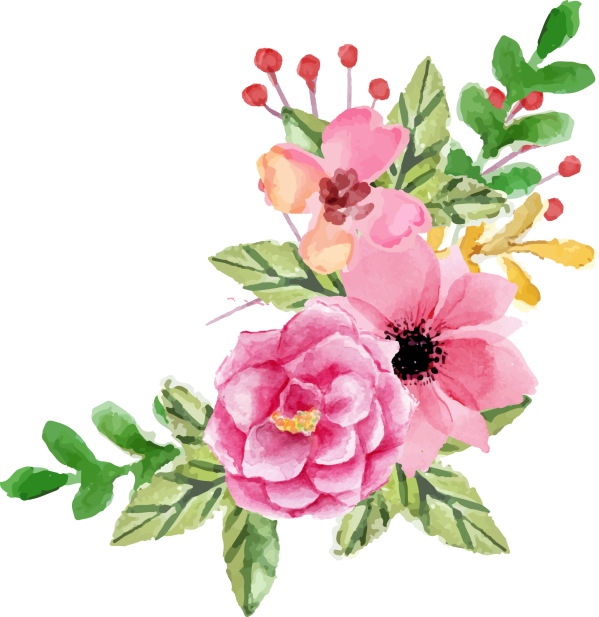 watercolour watercolor flowers floral ftestickers...