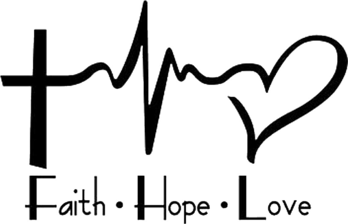 Download decal faith love tattoo text heartbeat hope family...