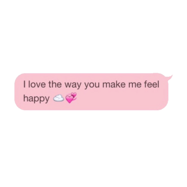 messages love pink text idol aesthetic kpop...
