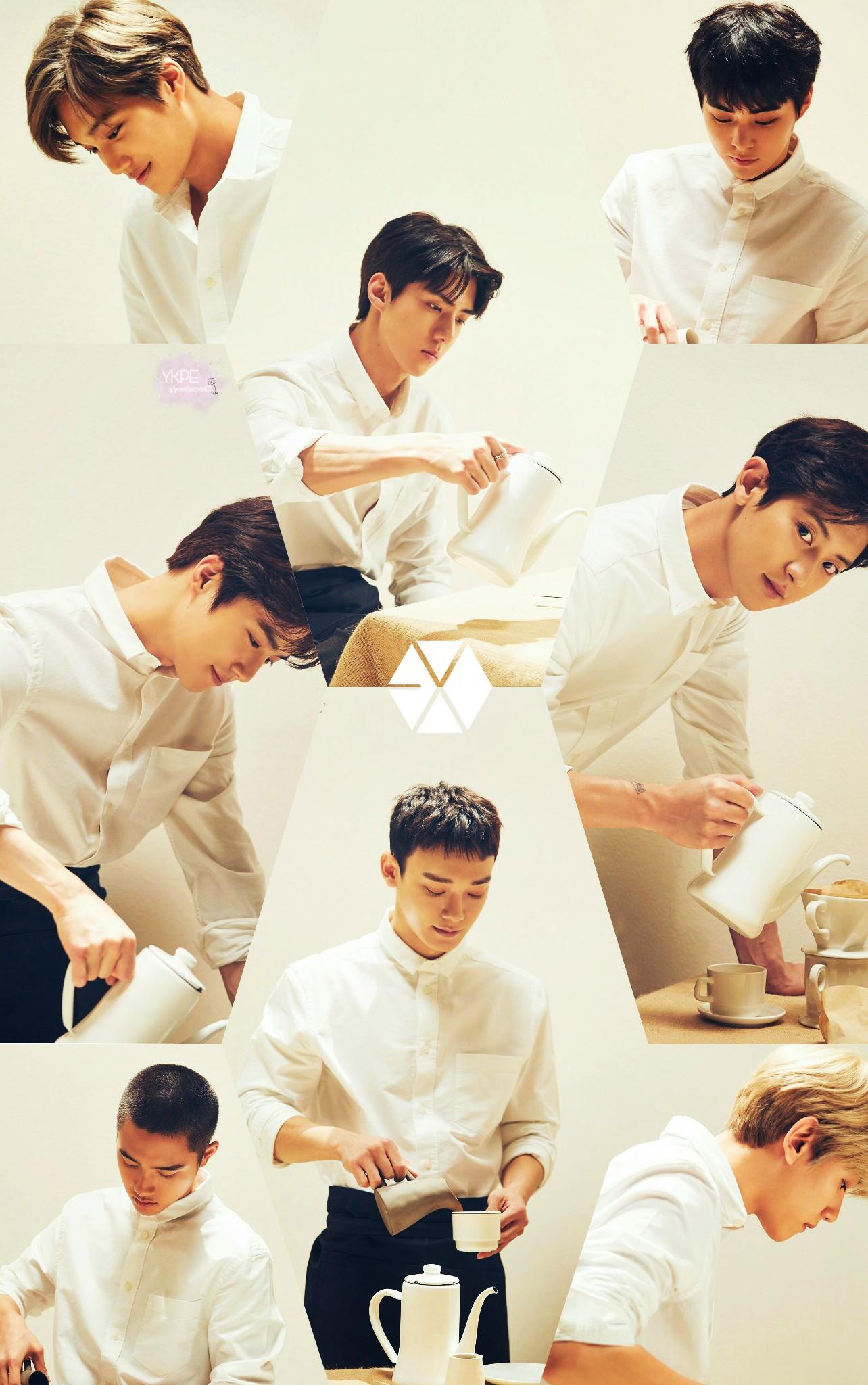 Feel Free To Use  E  A Kpop Edit Exo Chanyeol Baekhyun