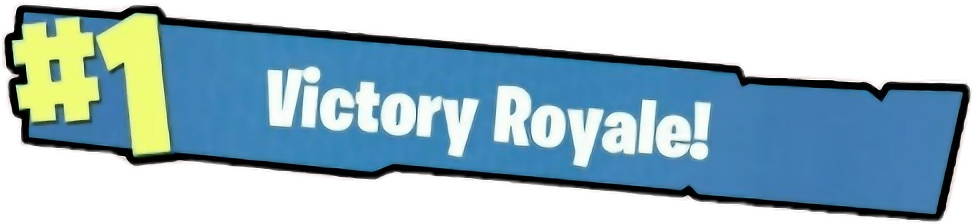 Fortnite Victory Royale Png
