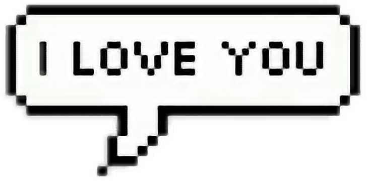 tumblr message love blackandwhite cute freetoedit...