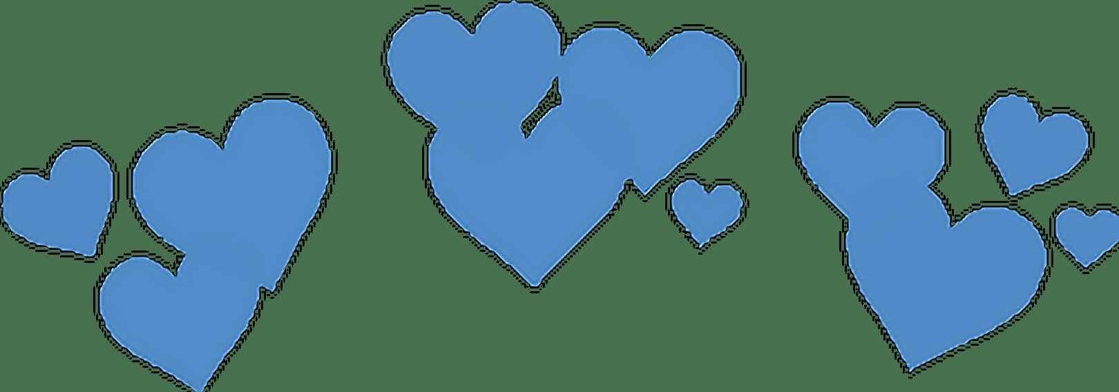 Blue flower crown transparent izmirmasajfo