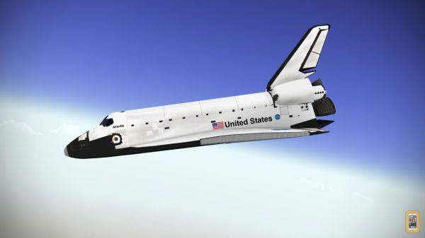 FSim Space Shuttle for iPhone iPad App Info Stats