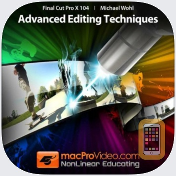 Course For Final Cut Pro X 104 - Advanced Editing ...