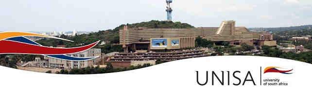 University of South Africa UNISA